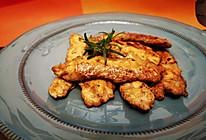 黑胡椒蜂蜜蒜蓉鸡排的做法