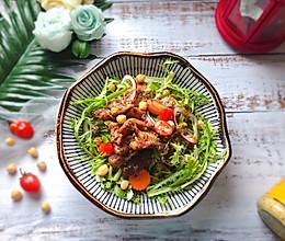 鸡肉蔬菜沙拉#健康餐#的做法