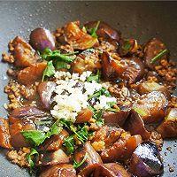 蒜香肉末酱茄子--米饭杀手(4)的做法图解9