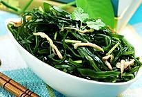 夏虫冬藻养生菜-----肉丝炒小海带的做法