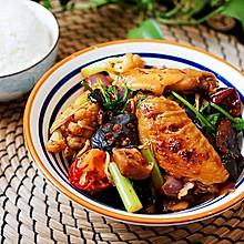 好吃不油腻的鸡翅麻辣香锅