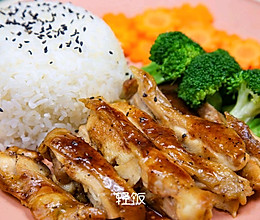 黑椒鸡腿饭丨肉质鲜美,肥瘦搭配完美!!!!的做法