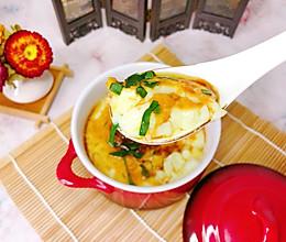日本豆腐蒸蛋的做法