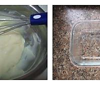 【冰凉一夏】椰丝牛奶小方的做法图解3