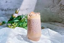 #秋天怎么吃#蓝莓芒果奶昔的做法