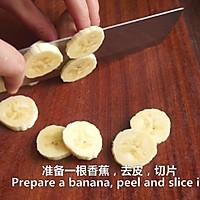 一根香蕉,一碗糯米粉,一块地瓜,就能做出美味的红薯香蕉糯米饼的做法图解15