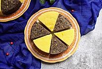 蒸蛋糕双拼的做法