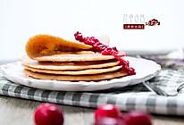 蔓越莓蛋饼的做法