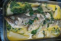 秧草桂鱼的做法