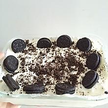 奥利奥冰盒蛋糕