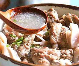 莲藕排骨汤│美味又健康的做法