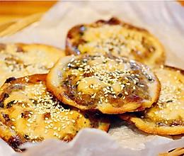 香酥肉馅光饼的做法