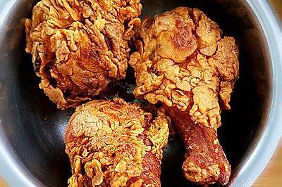 炸鸡腿-比KFC的都要好吃