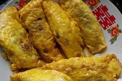 蛋饺——蛋饺粉丝汤