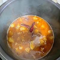 #餐桌上的春日限定#秘制牛羊肉火锅的做法图解6