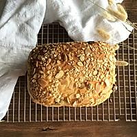 面包机版果干燕麦吐司#东菱Wifi云智能面包机#的做法图解22