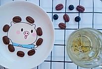 咖啡豆曲奇的做法
