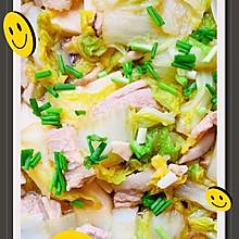 #下饭红烧菜#娃娃菜炖肉