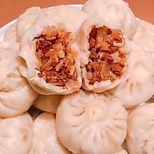 #豆果10周年生日快乐#香喷喷热腾腾的白菜粉条肉包子
