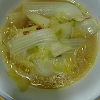 山药白菜汤的做法图解5