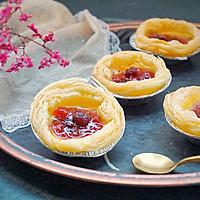双莓蛋挞#有颜值的实力派#的做法图解12