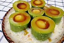 #春天肉菜这样吃#西葫芦蒸鹌鹑蛋的做法