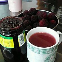 杨梅酱和杨梅汁
