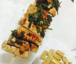 自制健康臭豆腐and秘制蘸酱的做法