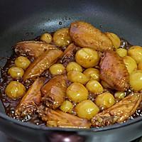 无油红烧鸡翅土豆的做法图解9