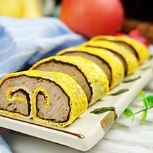 鱼糕如意蛋卷#盛年锦食·忆年味#
