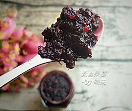 桑葚果酱#膳魔师夏日魔法甜品#的做法