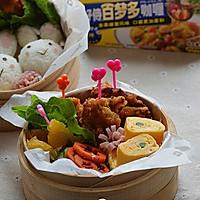 日式咖喱炸鸡便当#咖喱萌太奇#的做法图解41