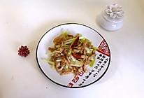 韭黄炒肉丝#厨此之外,锦享美味#的做法
