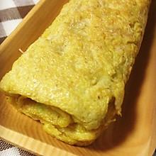 杜坎减肥pp篇——早餐麦麸卷饼