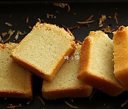 【椰香磅蛋糕】的做法