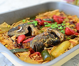 私房鲜辣烤鱼—极鲜版的做法