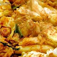 烤鸡排(韩国菜)