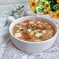 #秋天怎么吃#酸辣汤的做法图解7