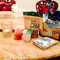 Ins最流行的overnight oatmeal 燕麦早餐的做法图解1