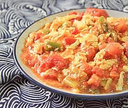 番茄炒蛋-从香港厨师那学来的的做法