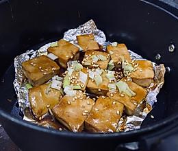 空气炸锅•锡纸豆腐的做法