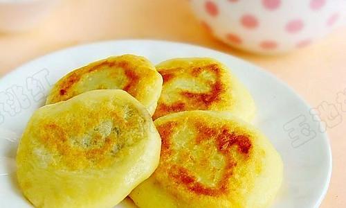 土豆红糖饼  的做法
