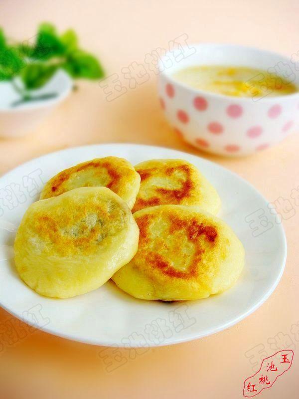 土豆红糖饼的做法