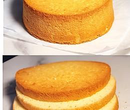 超级好用的八寸戚风蛋糕的做法