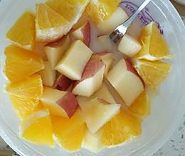 苹果橙子的做法