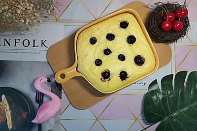 蓝莓鸡蛋烤酸奶(减脂早餐)