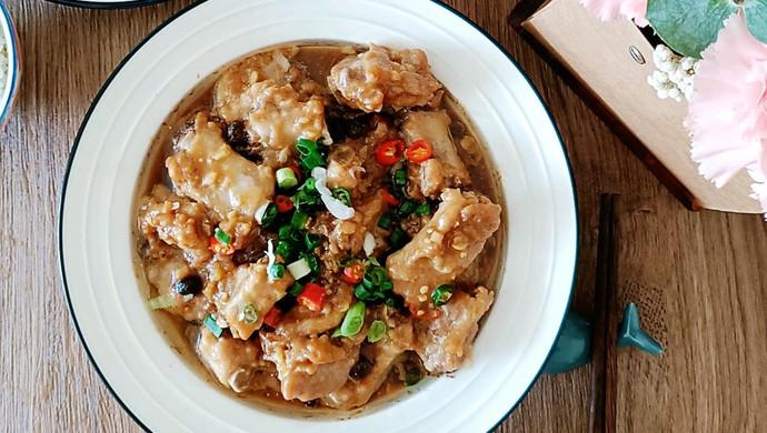 拿得起,放不下筷子的——香菇蒸蒜香排骨