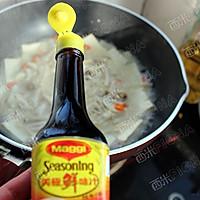 豆腐杂菌煲#美极鲜味汁#的做法图解5