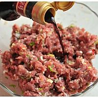 热腾腾的蕃茄牛肉水饺——做出鲜嫩带汤牛肉馅秘方大公开的做法图解5
