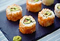 #苏泊尔WiFi电饭煲#日本寿司的做法